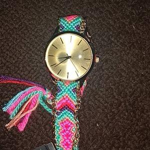 New! Wet seal watch ⌚